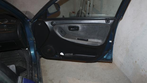 Wygłuszenie + Car audio - Honda Civic V sedan